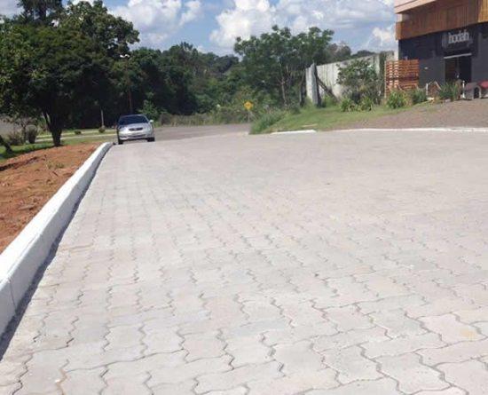 Pavimentação Rua Celestino Volkweiss em Bom Princípio - RS