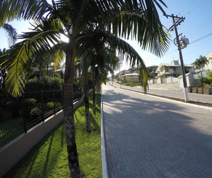 Obra realizada na avenida dos Canários na cidade de Bom Princípio - RS
