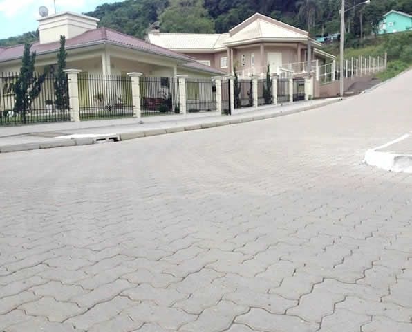 Pavimentação do Loteamento John em Bom Princípio - RS