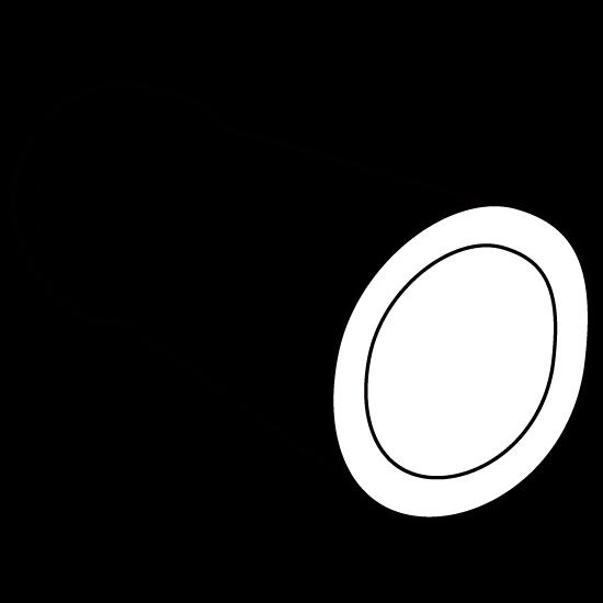 Tubo PBS 60cm